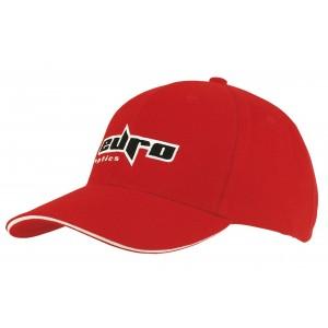 4210 - czapka z haftem