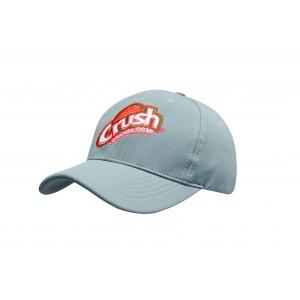 Oddychająca czapka z daszkiem wraz z haftem - mod. 4120