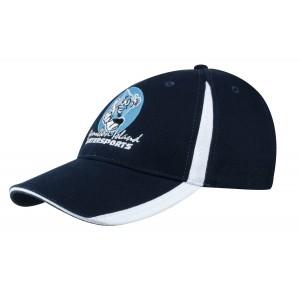 4014 - czapka z haftem