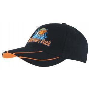4019 - czapka z haftem