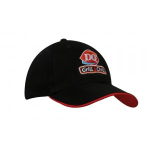 4051 - czapka z haftem