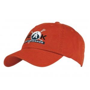 4168 - czapka z haftem