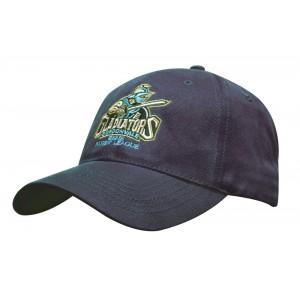 4045 - czapka z haftem