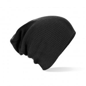 Czapka Slouch - B461 - Black