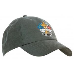 4237 - czapka z haftem