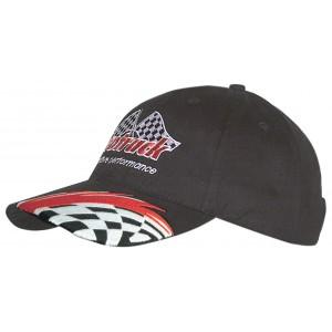 4183 - czapka z haftem