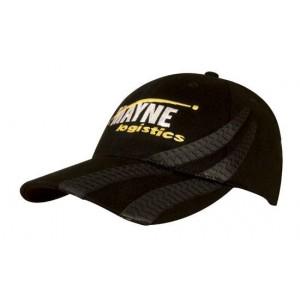 4015 - czapka z haftem
