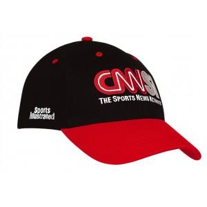 4199 - czapka z haftem
